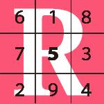 魔方陣3×3