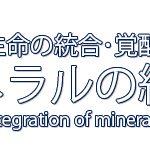 Integrationofminerals